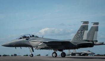 ABD efsane savaş uçağını sahaya sürdü