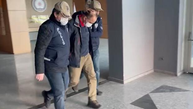 Yunanistan'a kaçarken yakalanan firari emekli general, adliyede
