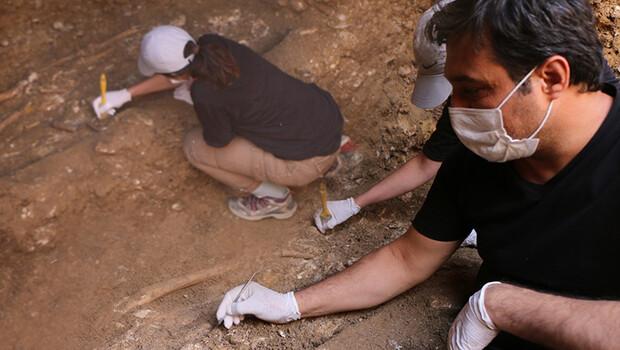 Adıyaman'da tesadüfi keşif: 1500 yıllık…