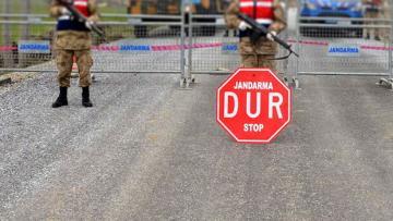 Ardahan'da 1 köy karantinaya alındı!