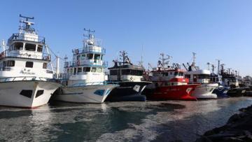 Av sezonunun bitmesine saatler kala balıkçılar dönüyor