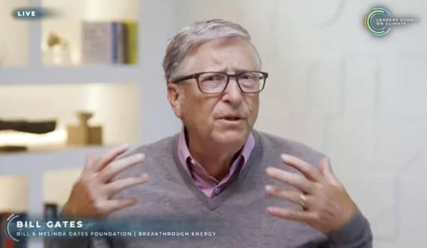 Bill Gates, dünyayı kurtaracak 3 formüllü planını açıkladı