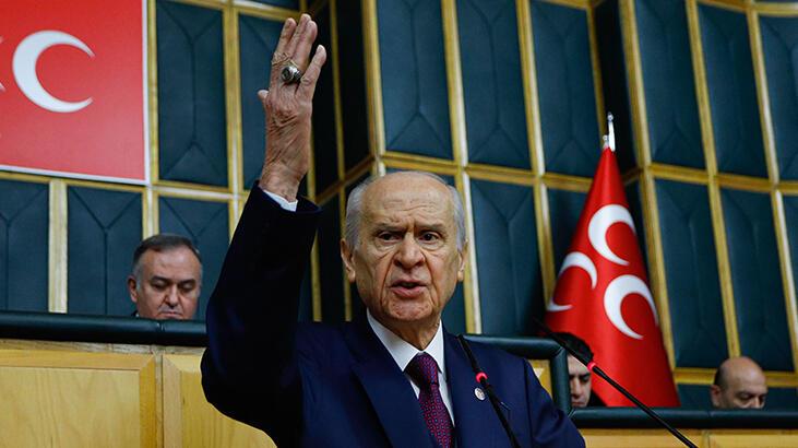 Bahçeli'den yeni anayasa açıklaması: Metin yazımı sonuçlandı
