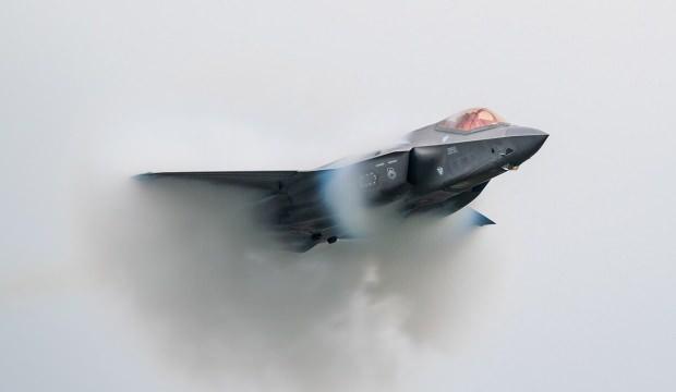 F-35'te motor krizi