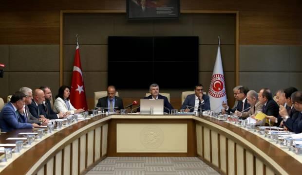 Turizme ilişkin düzenlemeler içeren kanun teklifi TBMM'deki komisyonda kabul edildi