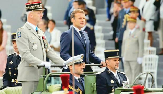 Fransa'da üçüncü muhtıra
