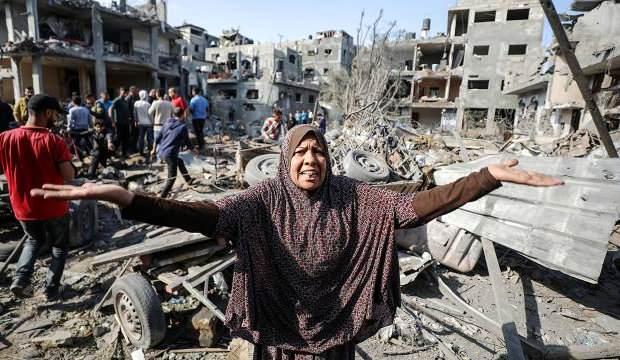 Gazze'de bilanço artıyor