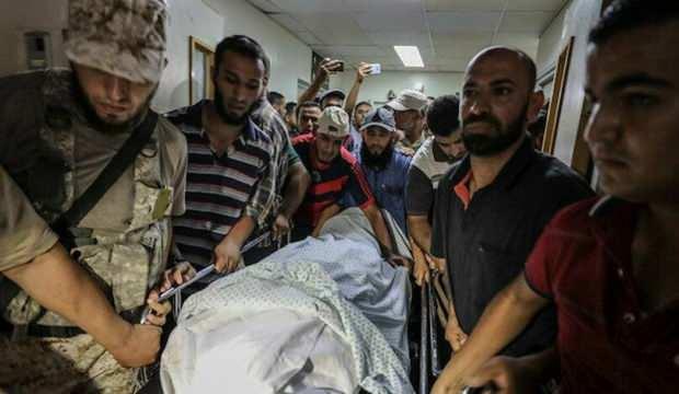Gazze'de can kaybı 21'e yükseldi!