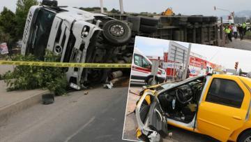 İzmir'de korkunç kaza! Kaldırımda yürürken hayatlarını kaybettiler