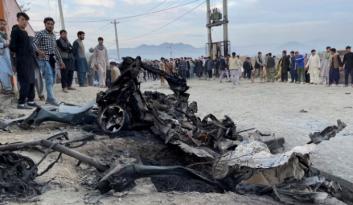 Kabil'de bombalı saldırı: 68 can kaybı