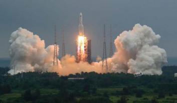 NASA'dan Çin'e roket tepkisi