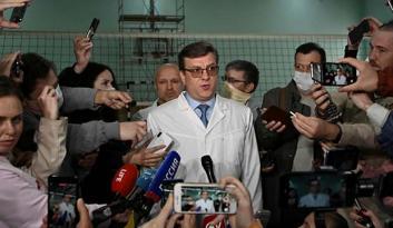 Navalny'nin doktoru ormanda kayboldu
