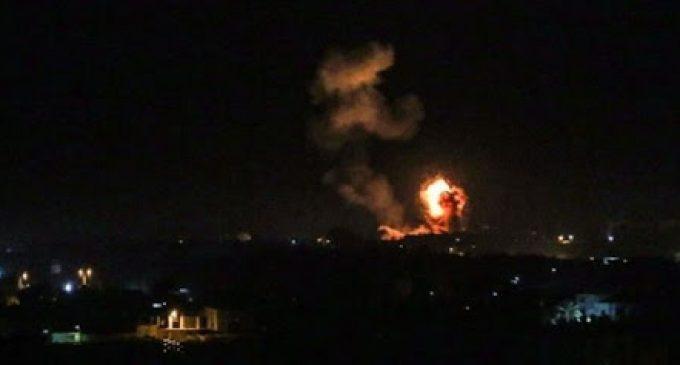 Hamas: İsrail üssünü vurduk