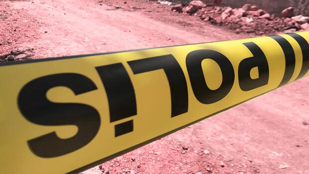 Van'da yanmış erkek cesedi bulundu